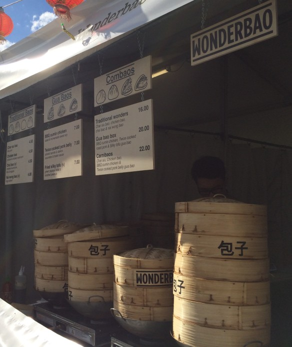 Melbourne Night Noodle Markets - Wonderbao.